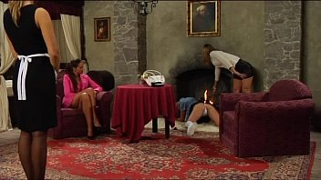 xxx8 lesbian slave training and punishment in on consignment movie