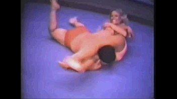 mixed wrestling japan xxxx juan vs blonde 2