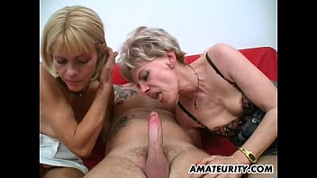 amateur latest porn 2020 threesome with 2 nasty mature housewives