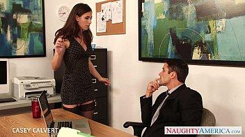 beauty babe casey calvert mp4porn fuck in the office