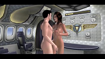 3d plane sex sexy naked men and women session 2