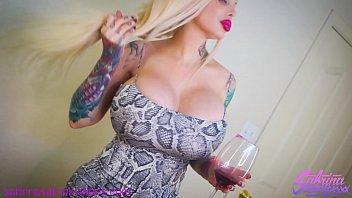 sabrina sabrok topless boobs pov ass fucking huge tits blonde