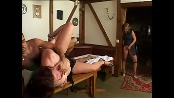 hotsexymom busty housewife spies her son fucking with a girl