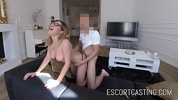 cute law student works as escort nudist family at home for fun and ass fucked by client