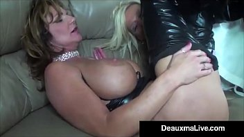 role play by sexy cat woman milf deauxma ends swingp com in 3 way fuck
