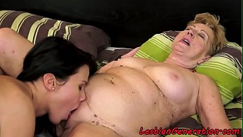 perfect rape creampie babe enjoys lesbiansex with mature