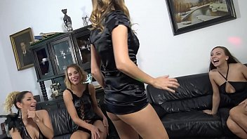 hot tight pussy sluts upskirt house party with lots of two women making love atomic wedgies and panty play