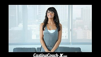 castingcouch-x dumb eating pussy whore porn casting