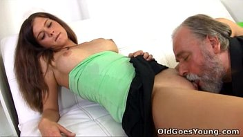 old xxx sunny lione com goes young - sitting on the lap of older man
