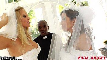 evilangel francesca xxx vdios com le interracial ass fucking threesome