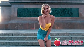 natural tits bouncing blonde teen pronvedio gabi gold fucked by a stranger in public dates66.com