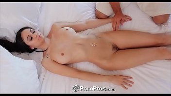 pornpros perfect girl mobile brunette ariana marie hotel vacation fuck and facial