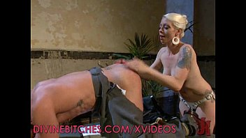 breezer sex dominatrix loves to torment and punish cock