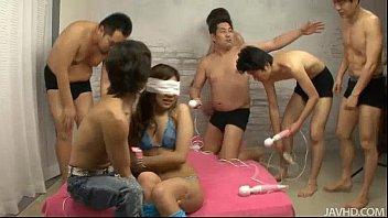 annybunny group fuckathon with mahiru tsubaki as the treat