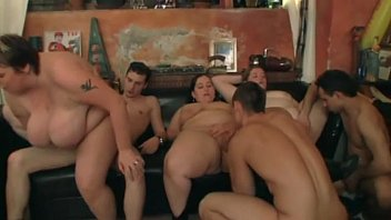 bbw fat pussys getting you jezz drilled in orgy