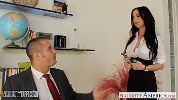 chesty office babe english sexy video clip brandy aniston fucking