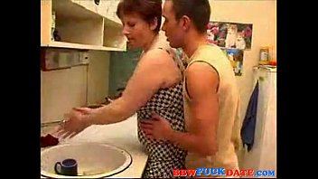 fat mom and son sexveidoes home fucking