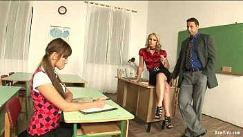 sani leon schoolgirl intense sex lessons