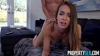 propertysex - handyman fucks insanely hot sexxy girl real estate agent