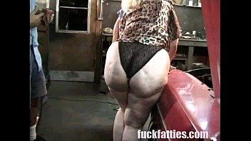 mechanics gangbangs very hot sex movie a horny blonde bbw