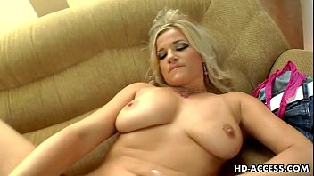 horny blonde first porn movie of sunny leone slut luciana goes solo