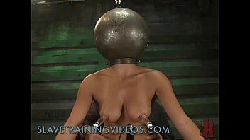 busty brunette babe has been punished and pussy porn vides fucked by dildo