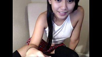 sexy asian teen masturbates mia khalifa full on camera-see more at myqtcams.com
