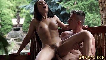 babe www xxx com 18 gets anal fucked