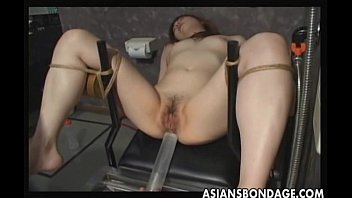 japanese slave gets pussy vidios porno filled by cum