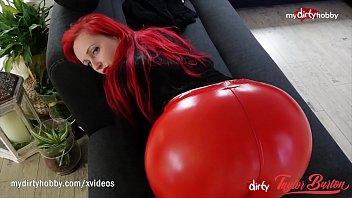my dirty brazzar hobby - redhead bbw queen of asses