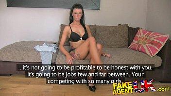 fakeagentuk sexy fake casting amateur takes huge cumshot mia khalifa sex online in mouth