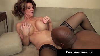 milf manager deauxma gets an employee s sexvedioes bbc with a big bang