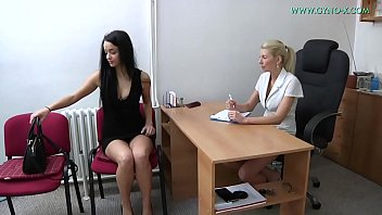 dafne 22 years old girl bestxvideo went to her gynecologist