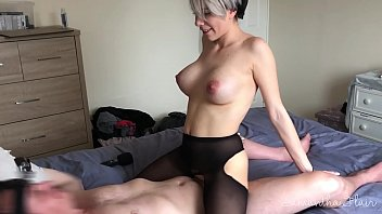 lesbian young women fucking takes first real cock - samantha flair