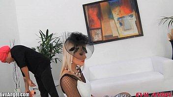 evilangel euro model babe gaped hot models topless and facialed