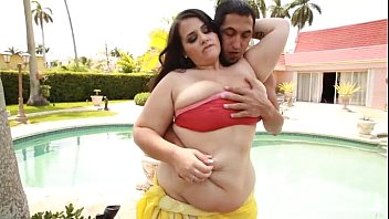 sexy brunette bbw sleeping daughter sex emma bailey fucked by the pool