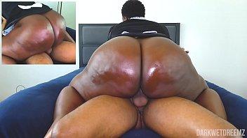 ebony bbw maid needs porn2018 to get pregnant clip