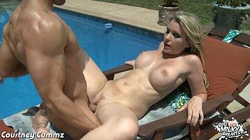 busty nude drunk girls courtney cummz riding a big dick