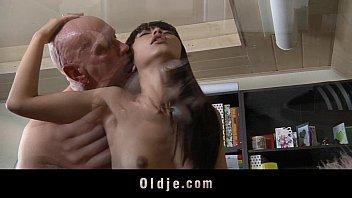 asian teen fucking older old young sex vedio bald teacher