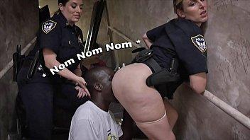 black arbi xxx patrol - i. street racers get busted by white milf cops