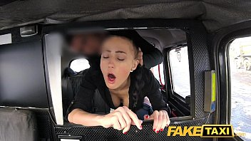 fake taxi big www 3xxx video natural bouncing tits brunette in czech taxi