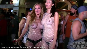 last day and open sex video night of fantasy fest from key west florida hot girls naked in the streets