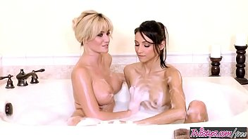 twistys - celeste star angela sommers starring at angela pprnhd and celeste get wet