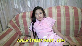high class torjakan thailand girlie gasps sweetly
