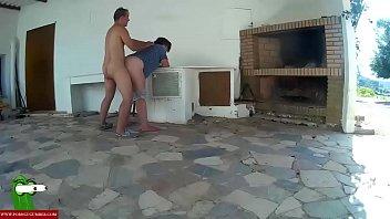 penetrando bien www sexx com a la mujer gorda antes de hacer la comida del domingo gui101