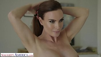 naughty america mrs. xxxpinay culver showers with and fucks son s friend