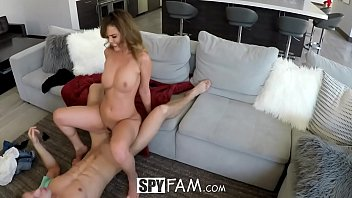 spyfam step sister nude breast dillion harper curious about step brother cock