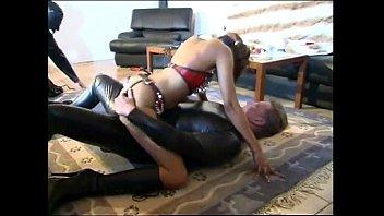 master doing a www xxvi video 2018 black slave girl
