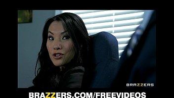 office sex vidoes assistant asa akira shows her boss her flexibility