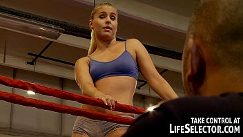 lesbian priyanka blue film box fighting and hardcore anal action
